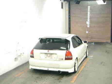 Honda EK9