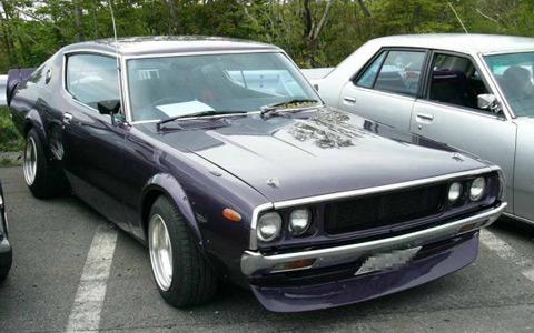 Классический японский автомобиль - Kyusha style