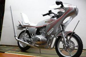 Suzuki Gsx400 в стиле босозоку