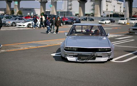 Toyota Soarer Z10 Shakotan