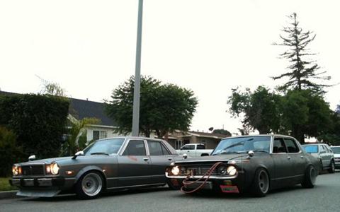 Shakotan Cars