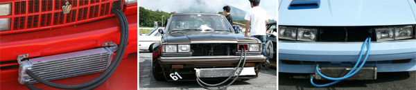 Bosozoku Oil Cooler