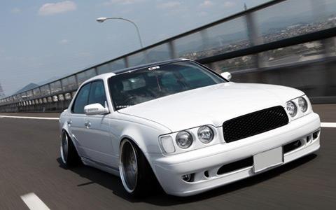 Bosozoku VIP car