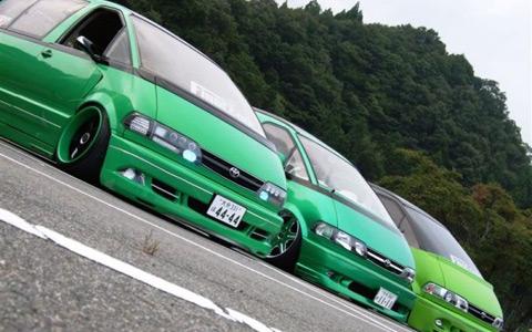 Boso VIP cars