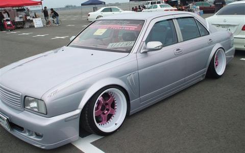 Машина Bosozoku VIP