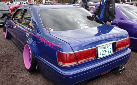 Bosozoku VIP style
