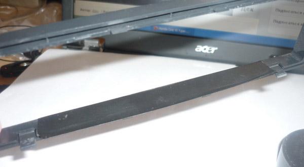 Оклейка рамки магнитолы изолентой