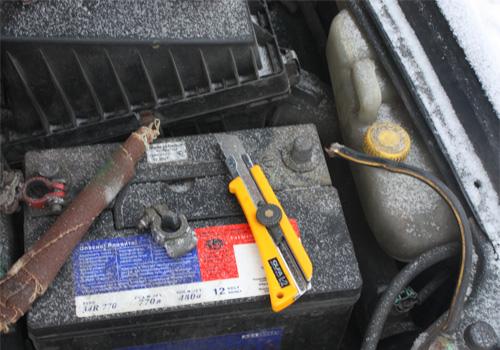 Зачистка кабеля под клемму
