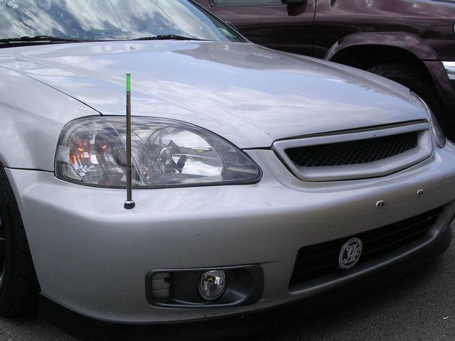 Bumper Pole