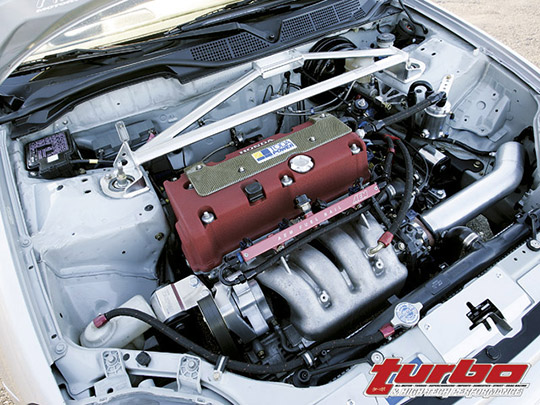 Honda Civic 6 Gen K-Series Engine