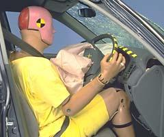 Honda Civic 6 Crash Tests Driver