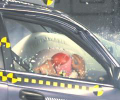 Honda Civic 6 Crash Tests Car