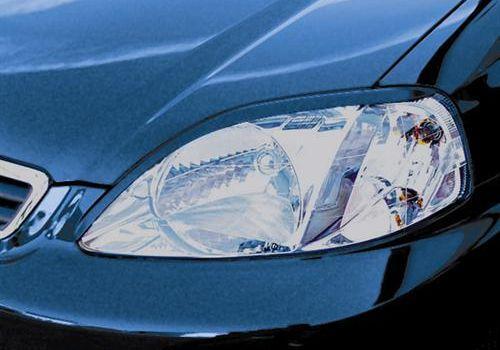 Реснички на фары Honda Civic шестого поколения