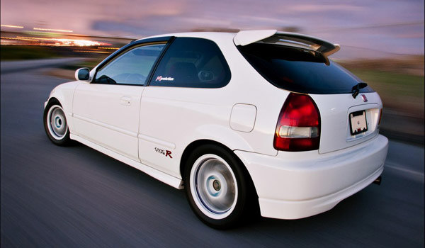 Clean Look Style Honda Civic EK