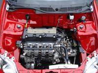 Honda Civic - Шейвинг подкапотного пространства
