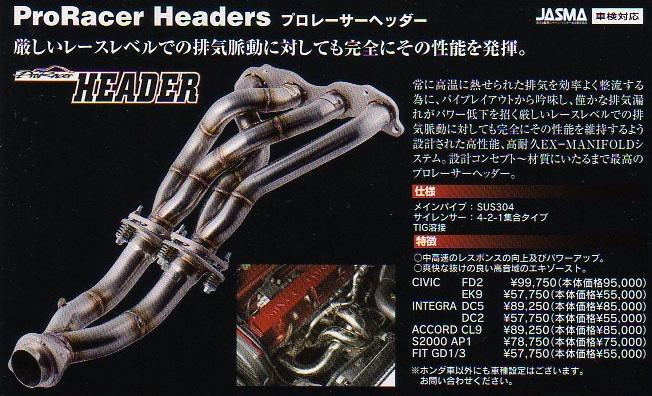 5Zigen Pro Racer Stainless