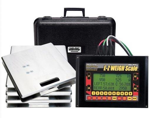 Весы для взвешивания авто Intercomp Model SW500