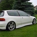 Cool JDM Civic
