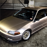 True Civic JDM