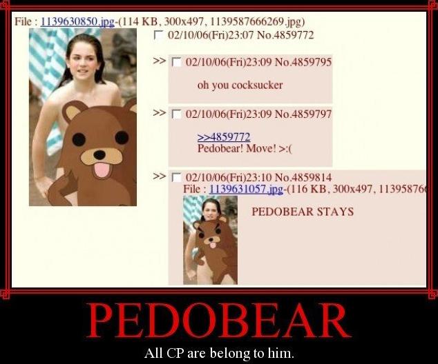 Pedobear PC