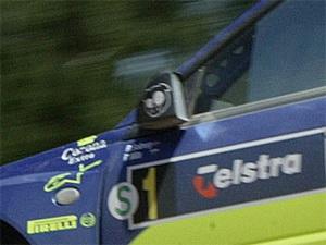 Peter Solberg Subaru Pig