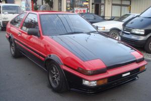 Corolla Levin АЕ86