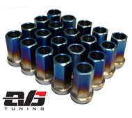 evs tuning titanium wheel nuts