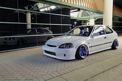 Fitment Honda Civic EK