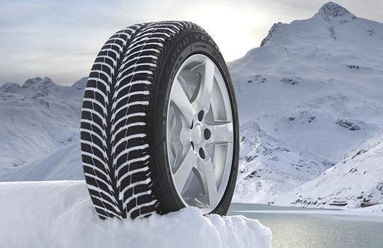 Зимние шины липучки без шипов