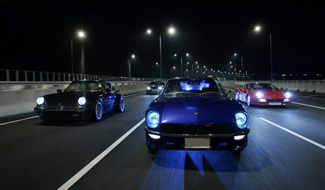 Wangan Mid Night Club