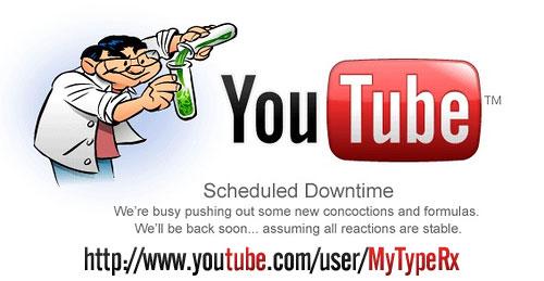 Эксперименты с сервисом YouTube