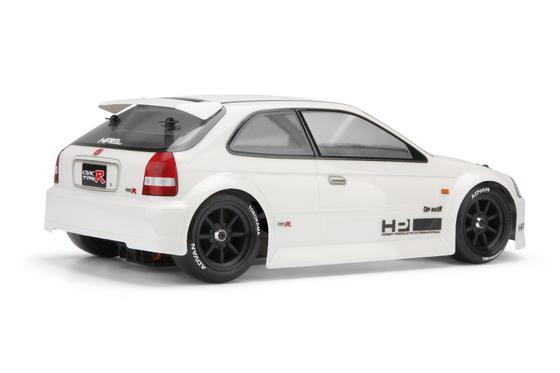Кузов Honda Civic EK9 для радиоуправляемой машины