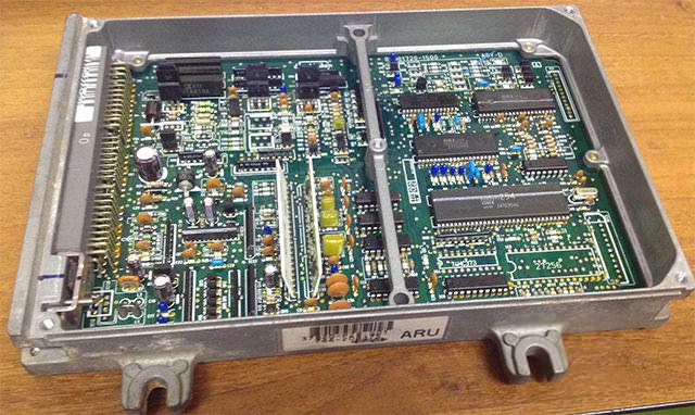 Honda 37820-p28-g01 ECU