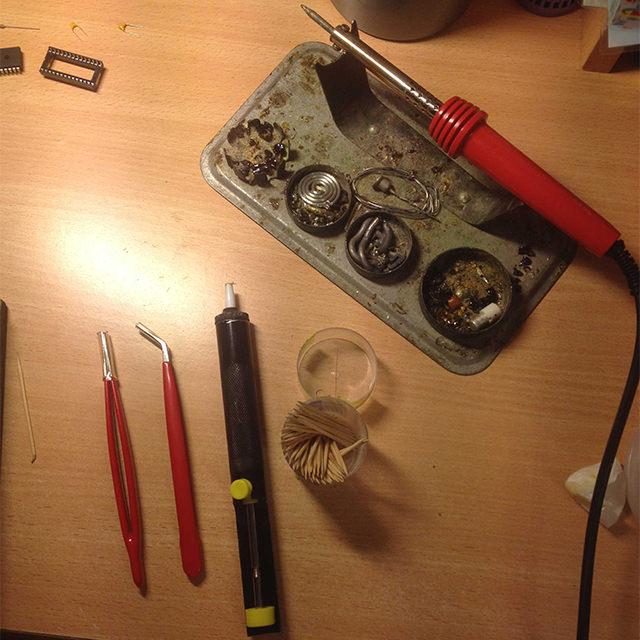 Подготовка к чиповке Honda 37820-p28-g01 ECU