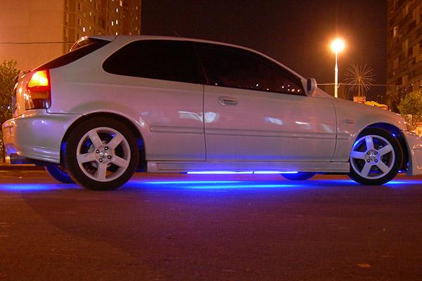 Ночные фото авто