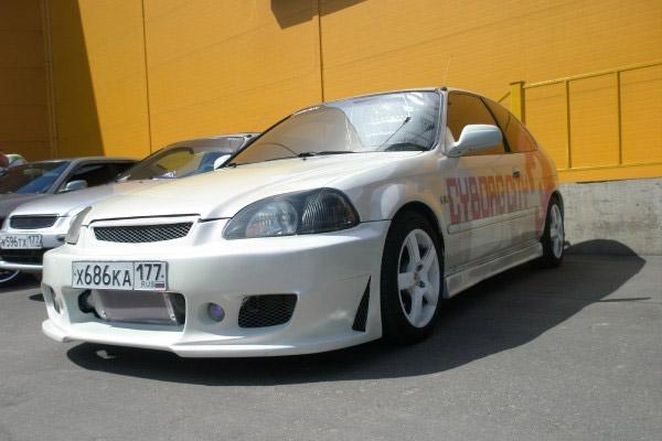 Honda Civic ВЭЙПАРК