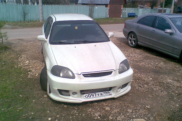 Honda Civic EK3 hatch
