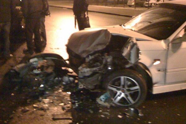 Honda Civic EK3 hatch Crash