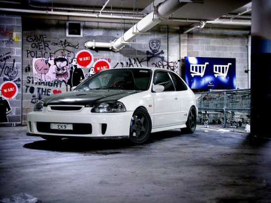 Civic Type R EK9