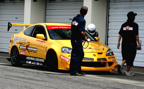 M&M Honda Integra DC5