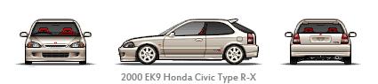 Honda Civic EK9