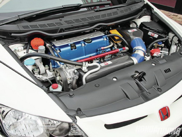 Engine Honda Civic FD2 Type MR Version 2