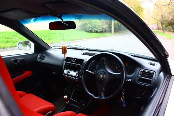 Honda Civic EK9 Type-R
