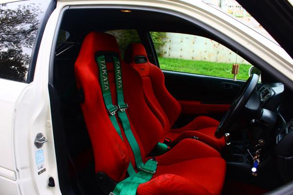 Civic Type R EK9 Recaro