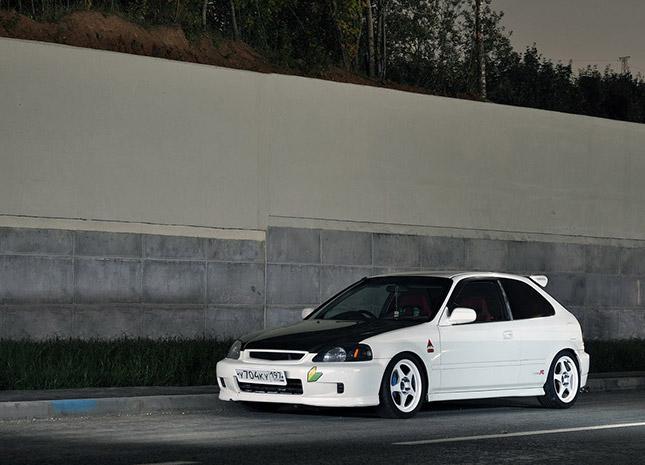 Honda Civic EK9 TypeR