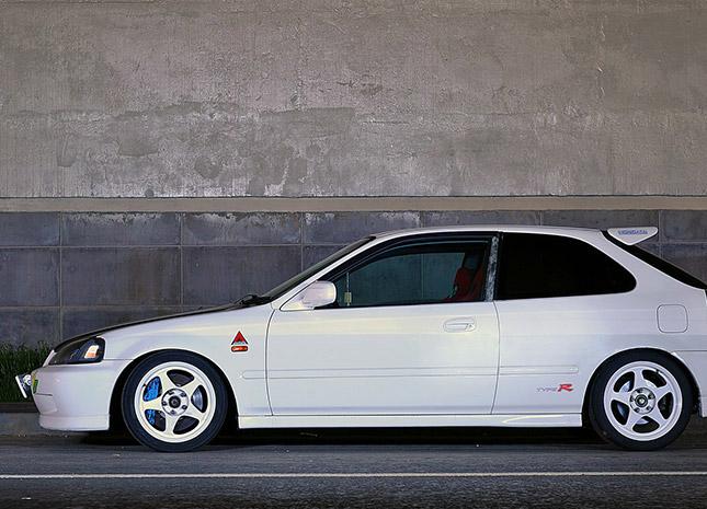JDM Honda Civic EK9