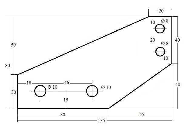 Четрежи запчастей для тюнинга HandMade Honda Parts  - strut-front-struts-01.jpg