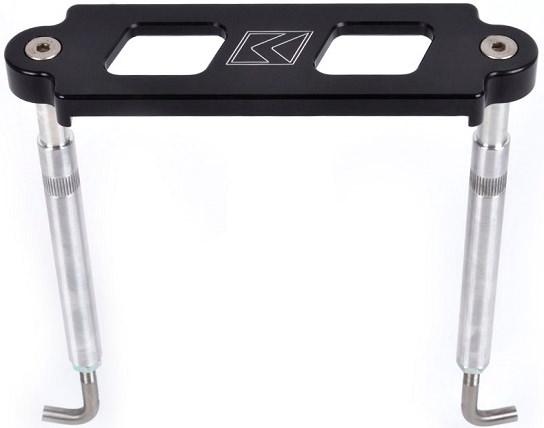 Планка крепления аккумулятора автомобиля - K-Tuned-Battery-Tie-Down-Kit.jpg