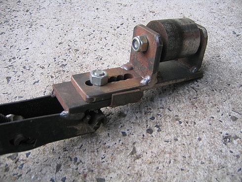 Машинка для раскатки колесных арок автомобиля своими руками - 03.jpg