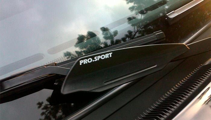Cпойлер на дворники автомобиля - spoiler-pro-sport.jpg